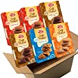 Enjoy Life Soft Baked Cookies, Gluten-Free, Dairy-Free, Nut-Free and Soy-Free, Variety Pack, Chocolate Chip/ Double Chocolate Brownie/Snickerdoodle/Gingerbread Spice, 6 Ounce (Pack of 6)