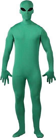 Guirca- Disfraz adulto alien, Talla única (80589.0): Amazon.es ...