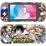 Nintendo Switch Lite 任天堂スイッチ ライト スキンシール ヒロアカ 僕のヒーローアカデミア 本体用&コントローラー用 保護シール ステッカー グッズ 同人