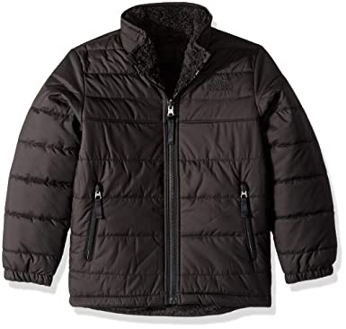 62837fb6c8 The North Face Boy s Reversible Mount Chimborazo Jacket - TNF Black   TNF  Black - XXS