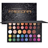 Ownest 39 Colors Eyeshadow Palette, Matte Shimmer Metallic Pop Colors Make Up Eyeshadow Powder, Highlight Pigmented…