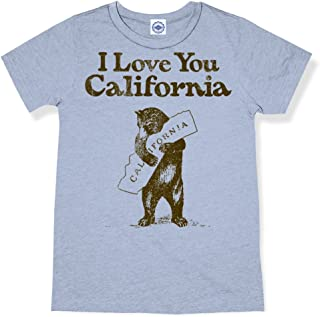product image for Hank Player U.S.A. I Love You California Men's T-Shirt