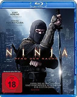 Ninja II : Shadow of a Tear [Francia] [Blu-ray]: Amazon.es ...