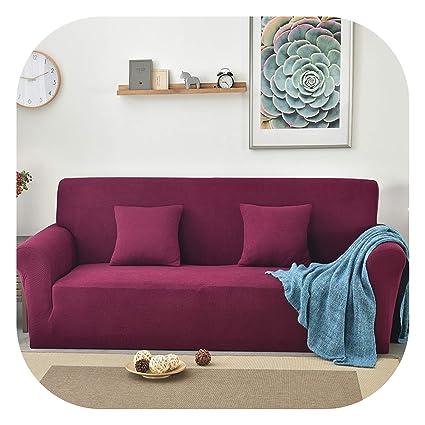 Amazon.com: Fanatical-Night New Set of Elastic Fabric Sofas ...