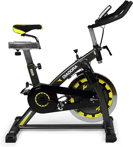 Diadora Tour 20 Plus Fit Bike, Negro, 115 x 53 x 120 cm: Amazon.es ...