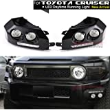 Amazon.com: MotorFansClub LED Daytime Running Light DRL Fog Lamp ...