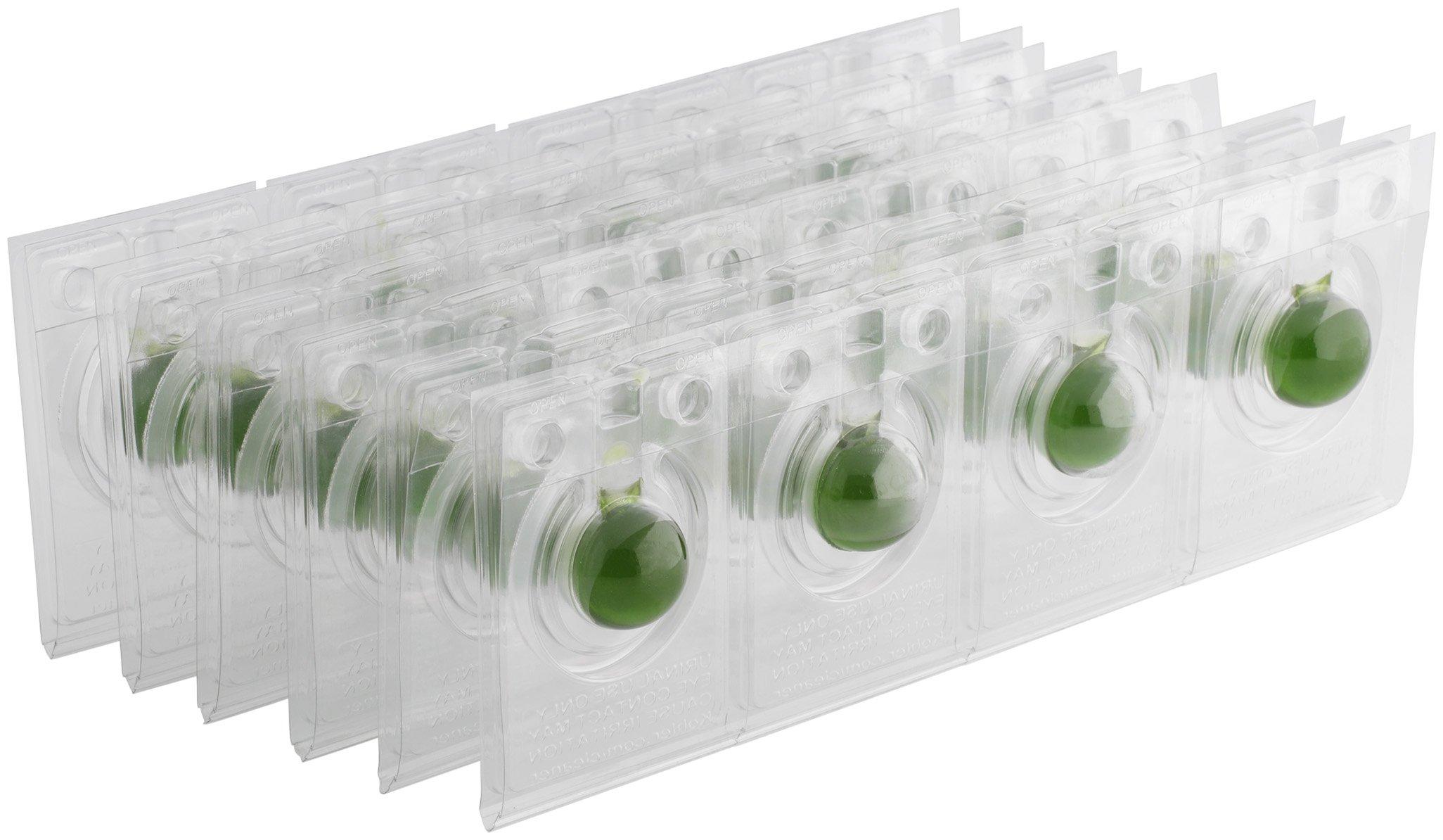 KOHLER 4929-NA Waterless Urinal Maintenance Balls (Pack of 24)