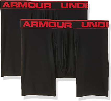 Under Armour Mens O Series 6 In Printed Underwear