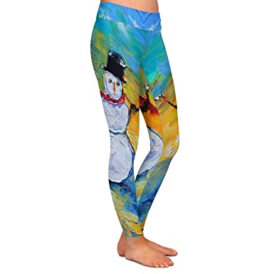Amazon.com: Karen Tarlton - Leggings para yoga de diseño de ...