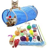 PietyPet - Juguetes para gatos (20 unidades)