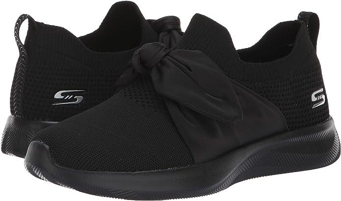 Skechers Bobs Squad 2 - Zapatillas en tejido de punto con lazo ...