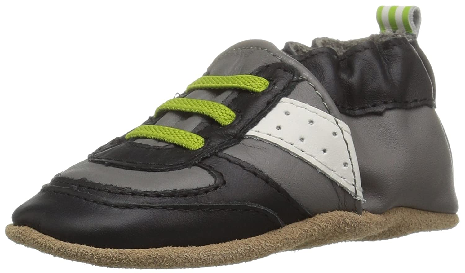 Robeez Super Sporty Lime Loafer Super Sporty Lime - K