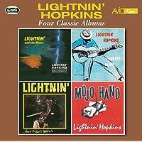 4 Classic Albums (Lightnin & The Blues / Country Blues / Lightnin In New York / Mojo Hand)