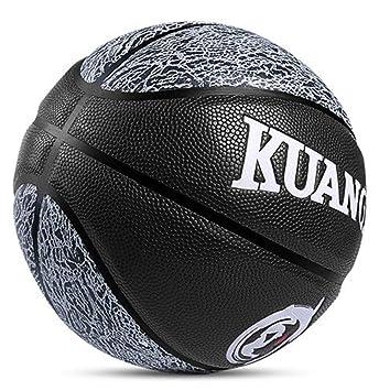 Kuangmi - Balón de Baloncesto, Talla 7: Amazon.es: Deportes ...