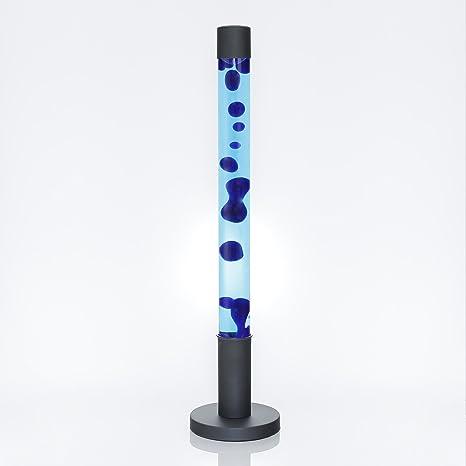 Diseño lámpara de lava cilíndrica XXL a: 76cm luz de ...