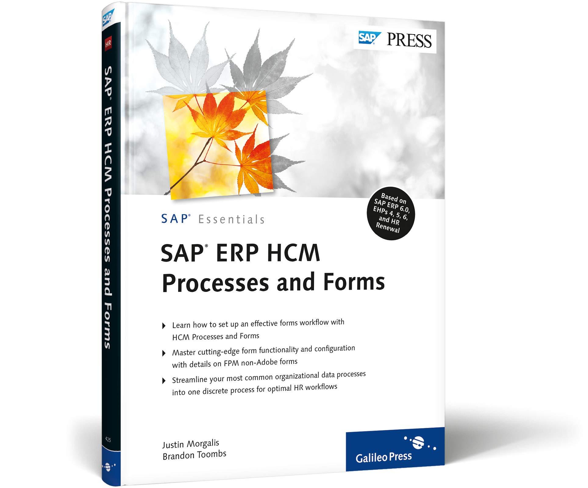 Amazon com: SAP ERP HCM Processes and Forms (9781592294251): Justin