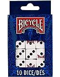 Bicycle Dice 10 Die Package