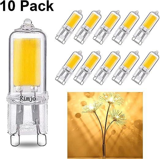1-10X G9 LED 3//5//7W Licht Dimmbar Warmweiß Kaltweiß Leuchtmittel Lampe 220-240V