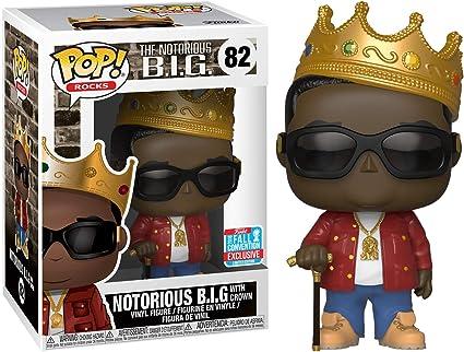 In Jersey Rocks: 2018, Toy NEU Notorious B.I.G Funko Pop