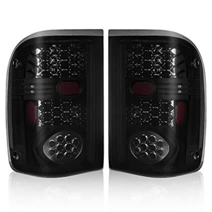 71BQQJ4P7HL._SX425_ amazon com autosaver88 led taillights tail lamps for ford ranger