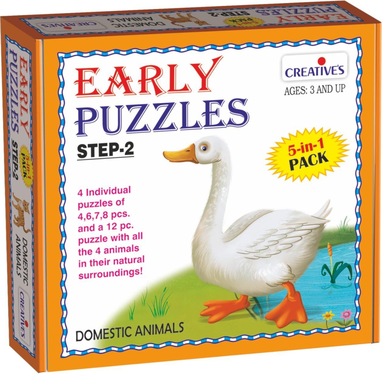 Creative Educational Accesorio para Puzzle (CRE0784) Unknown