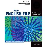 New English File: Pre-intermediate Student's Book: Student's Book Pre-intermediate lev