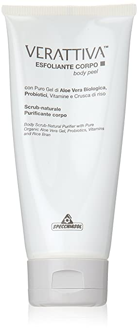 Verattiva Exfoliating, Purifying Body Treatment, 7-Fluid Ounce