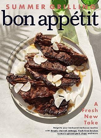 Bon Appetit Amazon Com Magazines