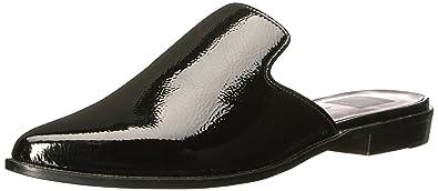 Dolce Vita Women's Holli Mule, Black Patent Stella, 6 Medium US