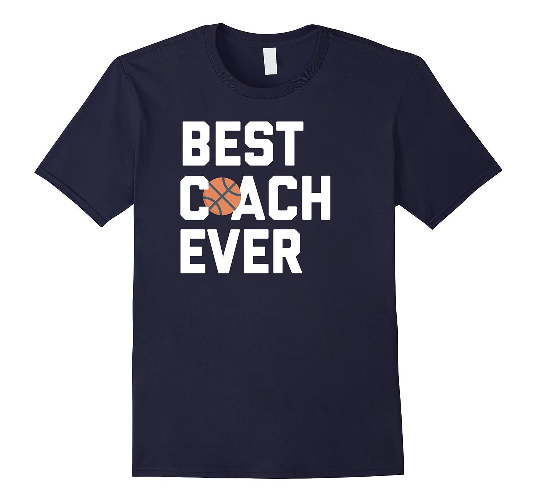 Best Basketball Coach T-Shirt-FL