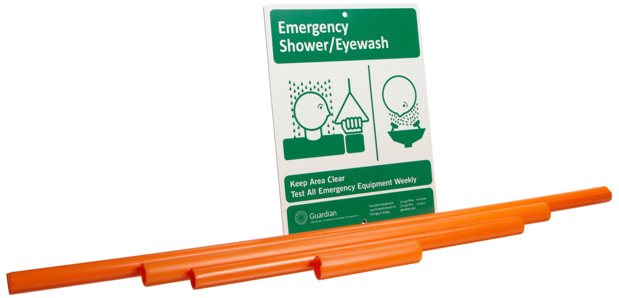 SEPTLS333G1902P - Guardian Eye Wash Shower Stations - G1902P