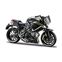 Benelli TNT 1130 Century Racer Grau Schwarz 1/18 Bburago Modell Motorrad