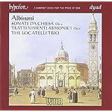 6 Sonate Da Chiesa Op.4/+