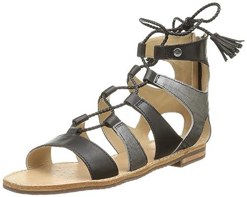 67a2a65aa454 Geox Women s D Sozy P Sandals  Amazon.co.uk  Shoes   Bags