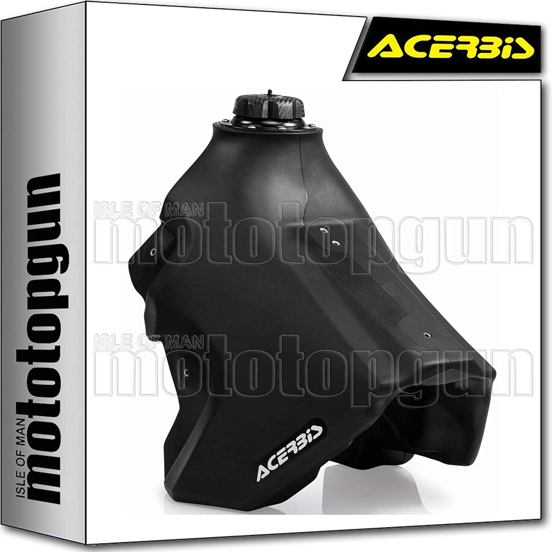 ACERBIS TANK 14 LT BLACK SUZUKI DR 400 Z 2005 05 2006 06 2007 07 2008 08 2009 09