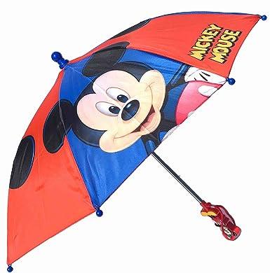 fd2474dc31f8f Amazon.com  Mickey Mouse Club House Kids Size Umbrella  Clothing