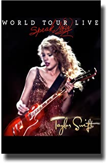 Amazon com: Poster (22x34) Taylor Swift Black and White Music