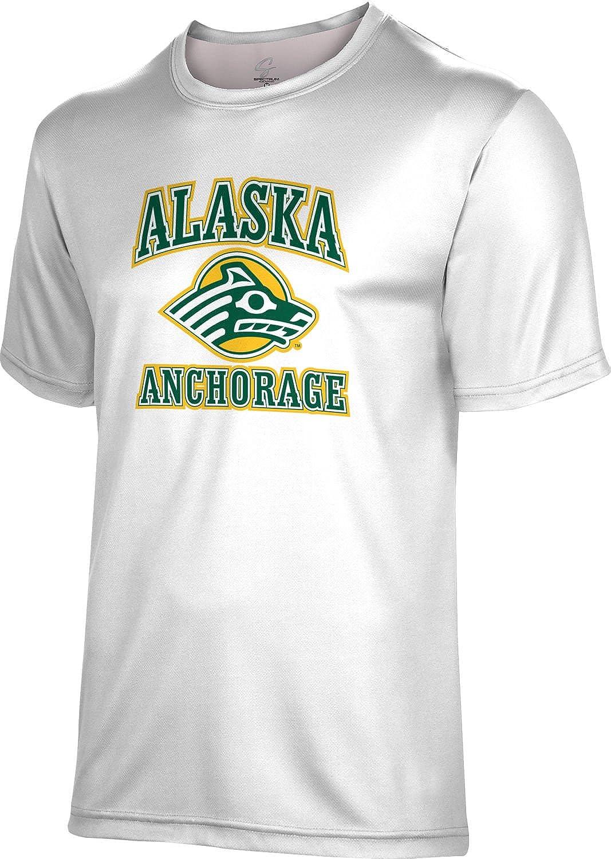 Spectrum Sublimation University of Alaska Anchorage Unisex Poly Cotton Tee