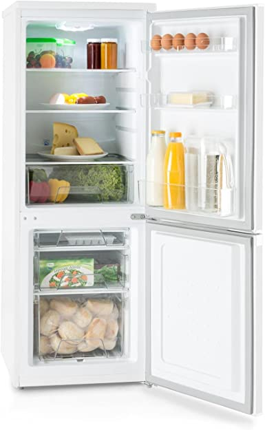KLARSTEIN Bigpack Nevera Congelador 160L (Combi Capacidad 115L ...