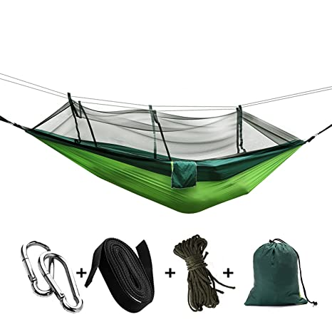 Sleeping Bags Camp Sleeping Gear Strong Mesh Net Nylon Rope Outdoor Travel Camping Hammock Hanging Sleeping Bed Relax After A Hard Day.