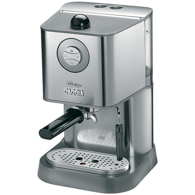 Gaggia RI8157/40 - Cafetera (Independiente, Máquina espresso ...