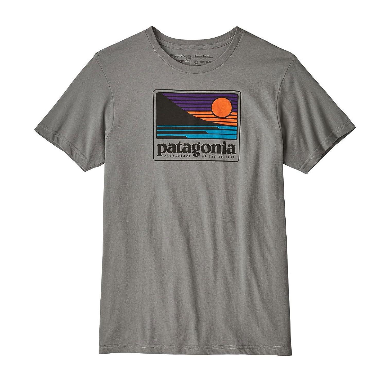 patagonia(パタゴニア) メンズ・タイド・ライド・オーガニック・Tシャツ
