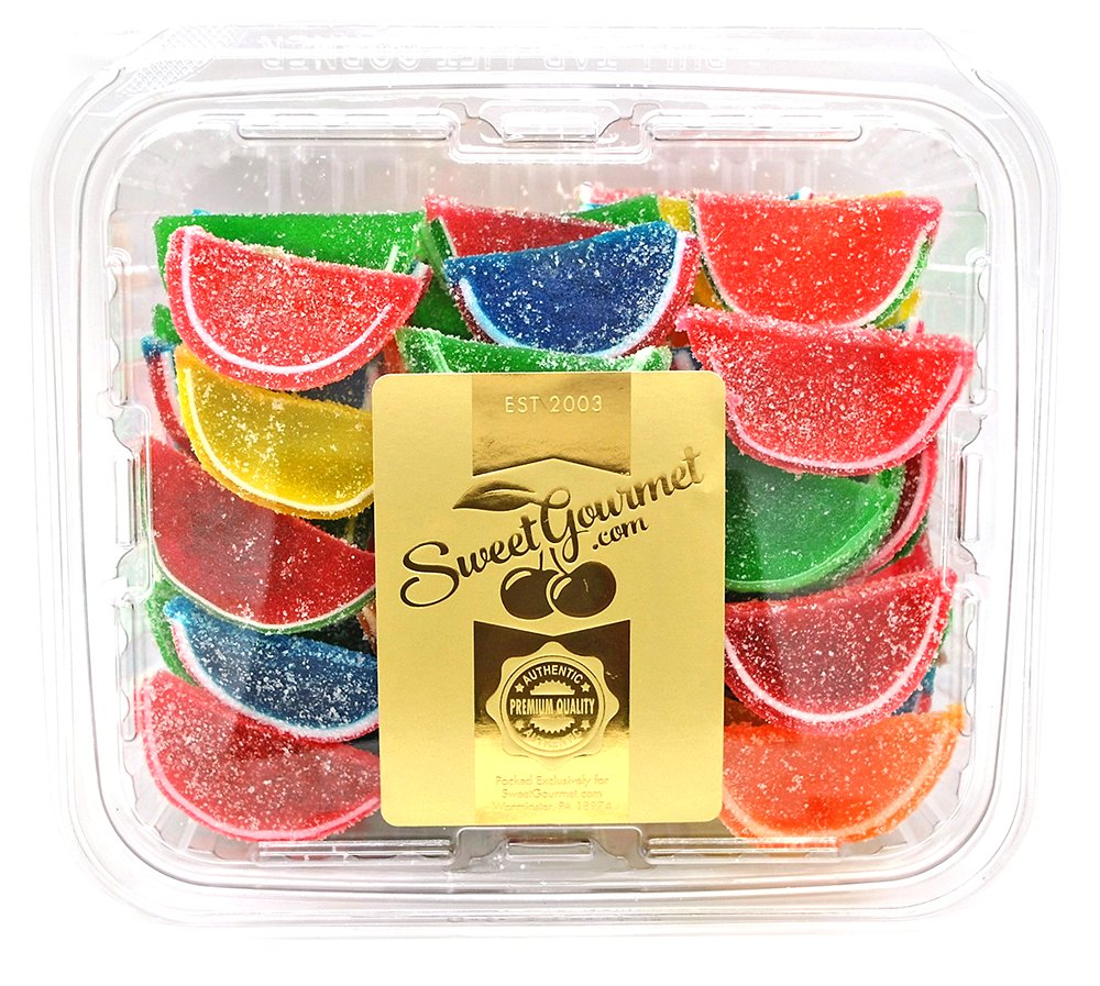 Old Fashioned Jelly Slices
