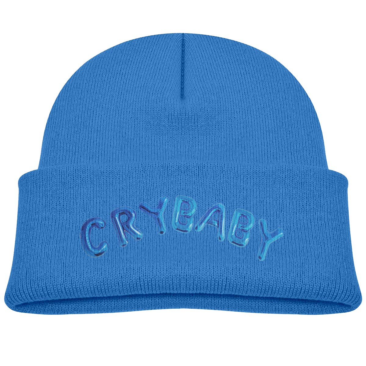 JunYueZ Melanie Martinez Cry Baby Kids Boys Girls Beanies Hat Warm Caps Cotton Beanie Kids Cool Knit Cap Black