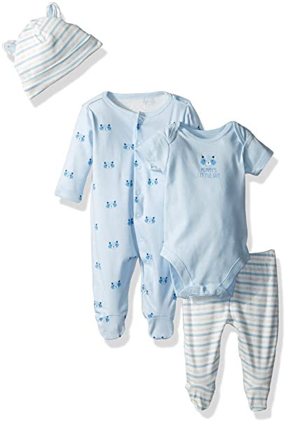 034f5892e81e Amazon.com  The Children s Place Unisex Baby Layette Gift Set  Clothing