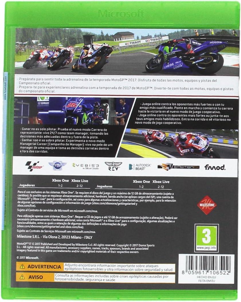 MotoGP17: Amazon.es: Videojuegos