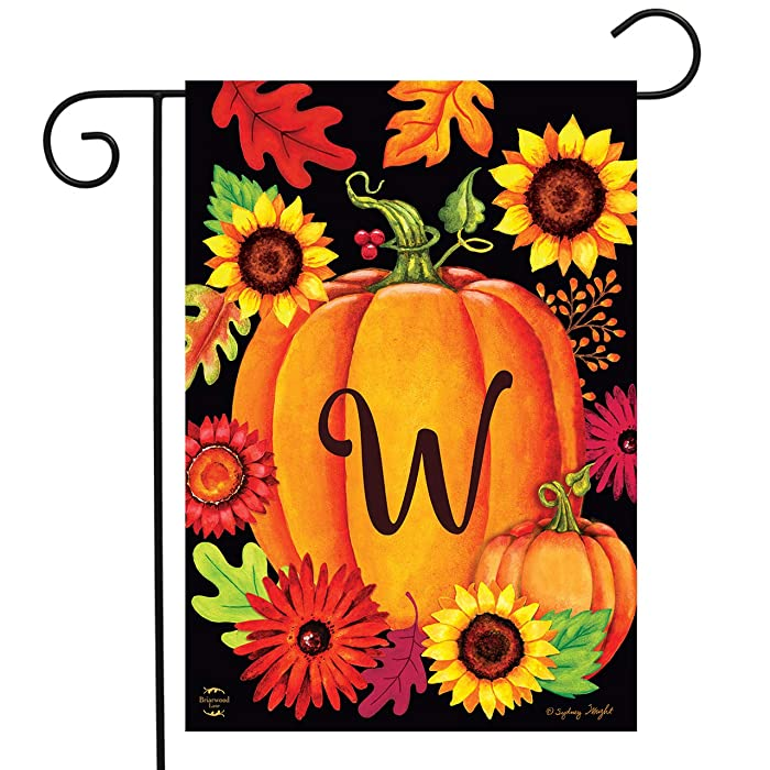 Top 10 Fall Garden Flag W