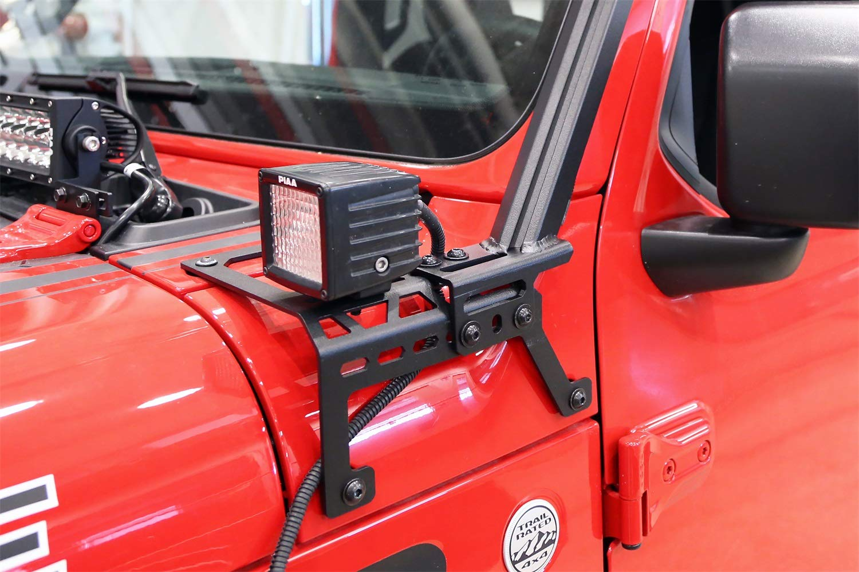 Dee Zee DZ 4445JL Jeep Product 2 Pack