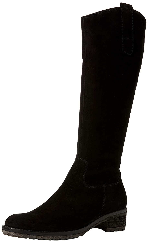 Gabor Shoes Fashion, Bottes Hautes Femme Noir 17) (Schwarz Gabor (Anthrazit) B071VFYPH8 17) f0c0b90 - reprogrammed.space