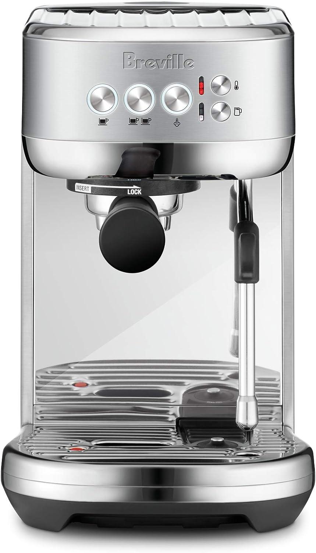 1. Breville Bambino Plus Espresso Machine